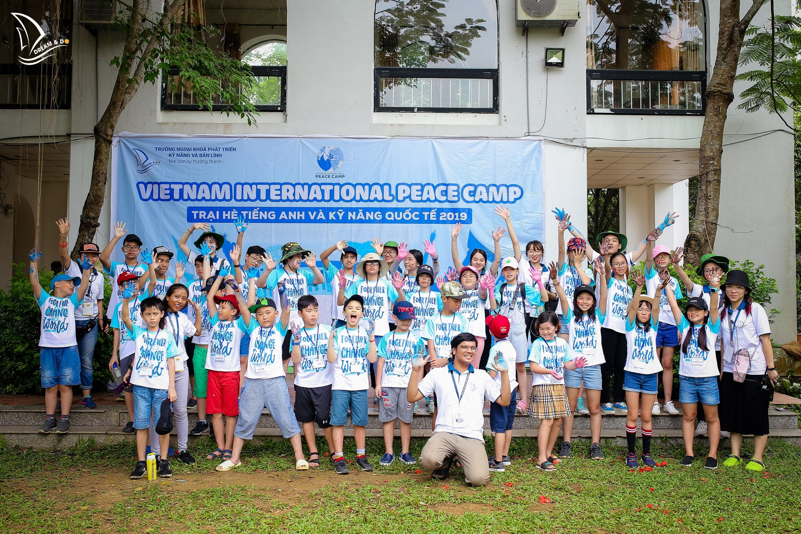 Vietnam International Peace Camp 2019 - Passport to Global Citizenship